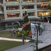 open garden of Ayala mall - taken January 2, 2020