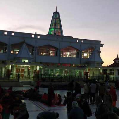 Gufa Mandir Complex