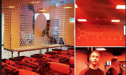 OrangeTheory Fitness Mount Eden Auckland -   Fabulous 60 minute Challenge!