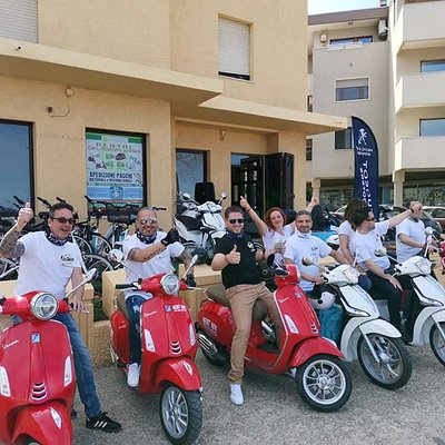 RENTAL VESPA IN ALGHERO, RENT SCOOTER ALGHERO RENT VESDPA SARDEGNA.