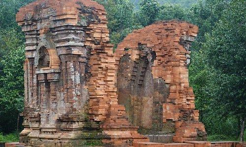Former spiritual center of Central Vietnam - My Son Sanctuary