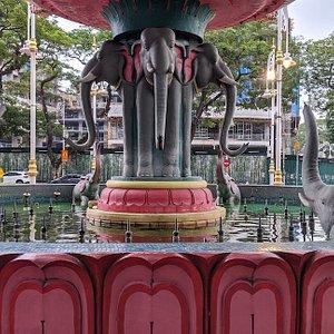 Elephant Fountain