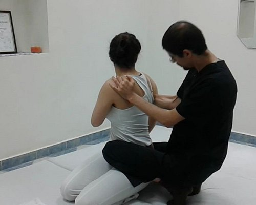 Japanese style Yumeiho therapy