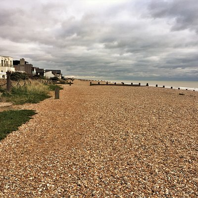 18.  Broomhill Sands, Camber, East Sussex