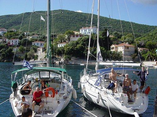 Sailing Party