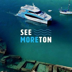 See Moreton. See More.