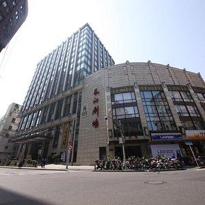 长江剧场正面