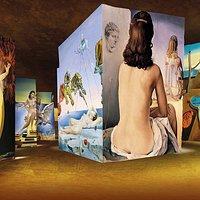 Dali, l'énigme sans fin, nouvelle exposition immersive dès le 6 mars 2020