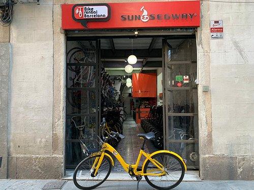 Welcome to Bike Rental Barcelona !