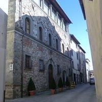 Palazzo Dovizi - Bibbiena.