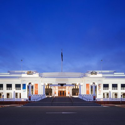 MoAD is housed at the iconic Old Parliament House.