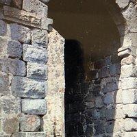 Particolare architettonico della Porta .....