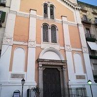 Chiesa dei Santi Cosma e Damiano a Porta Nolana, Piazza Nolana, 18, январь.