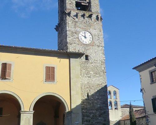 Palazzo Vecchietti Poltri - Piazza Tarlati -Bibbiena.