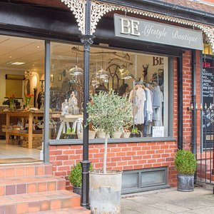 OUR SHOP FROM THE OUTSIDE... WE WELCOME YOU IN...