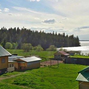 Корнилие-Палеостровский мужской монастырь