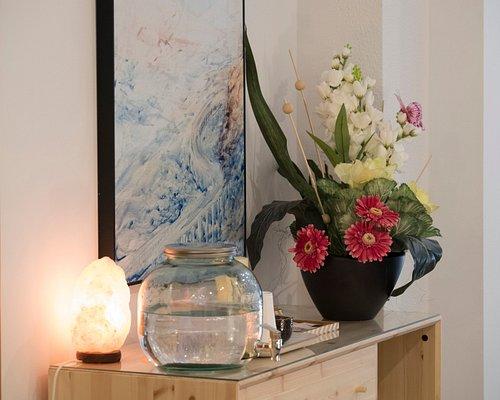 Centro Integral  de Osteopatía, Quiromasaje, pilates y Bienestar Integral. Ambiente de serenidad y relax.