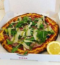 La pizza du chef Giuliano 🇮🇹