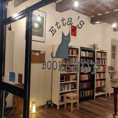 Etta's Bookshop