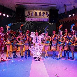 Danza Morenada, originaria del altiplano peruano.