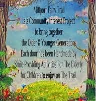 Millport fairy trail