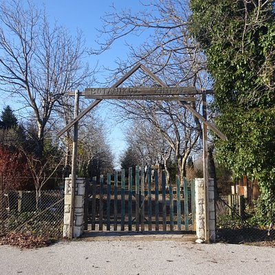 Botanical garden of Neochori - Lake Plastiras, Greece