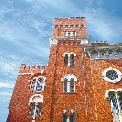 Fachada del Museo del Holocausto de Buenos Aires