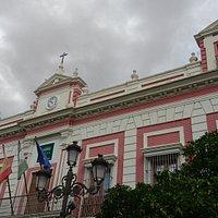 塞維爾旅遊服務中心外觀