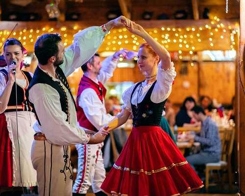 Mazurka is a typical czech dance.