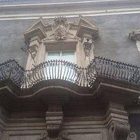 Palazzo Valle - Catania.