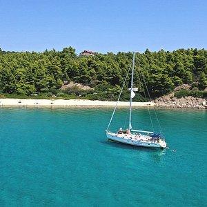 Sehenswürdigkeiten kassandra griechenland Griechenland, Chalkidiki,