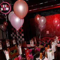 Hen Party Decorations - Bistro Live Leicester