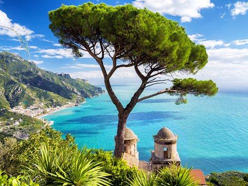 Ravello, beautiful city on the Amalfi Coast