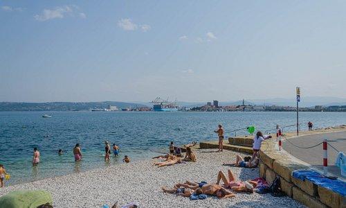 Plaża Zusterna