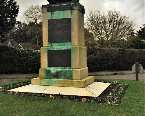12.  Benenden War Memorial