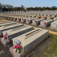 NVA graves