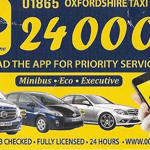001 Taxis Oxford