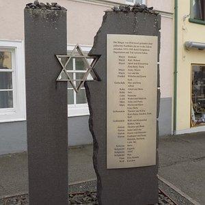 Holocaust Memorial, Oberwesel