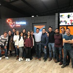 Ideal para equipos de trabajo, actividades de integración, es un TeamBuilding super divertido!