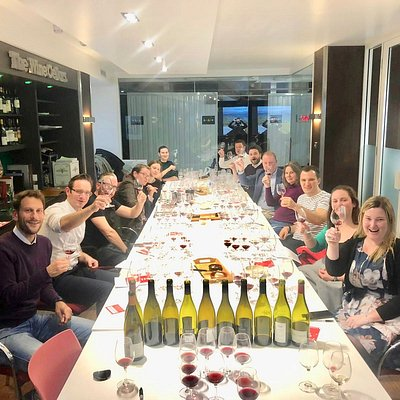 Wine Tasting at West London Wine School