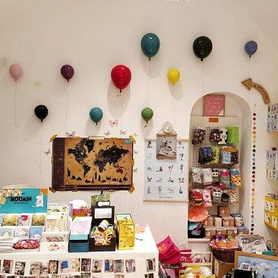 Ceramic balloons