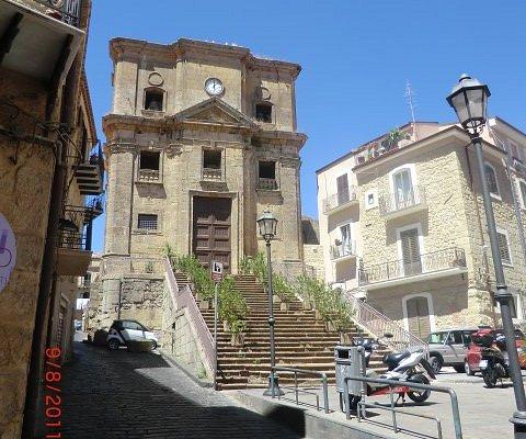 Chiesa San Cataldo - Enna.