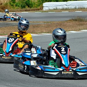 Welcome you and your family over to have an amazing experience with our Sodi SR4 go kart.