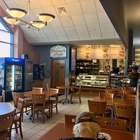 Yianni's Cafe in Ocean City - in the Community Center