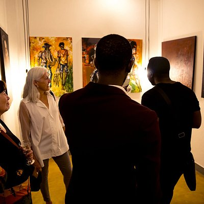 """Vernissage of the 2nd collective exhibition """"Splash"""""""