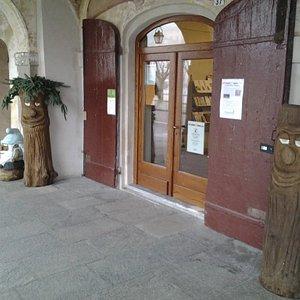 Ufficio Turistico di Vicoforte