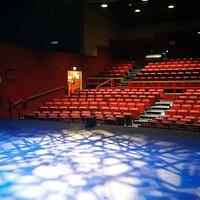 Auditorium at the Regis Centre