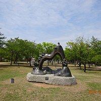 Gudeurae Sculpture Park