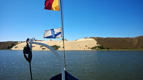Boat Tour From Juodkante To Dead Dunes