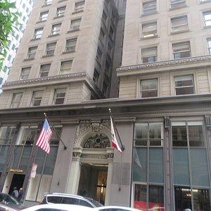 Alvinza Hayward Building, Financial District, San Francisco, Ca